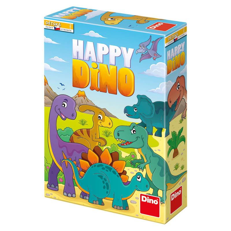 DINOTOYS - HAPPY Detská hra