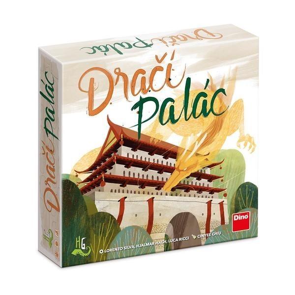 DINOTOYS - Hra Dračí palác