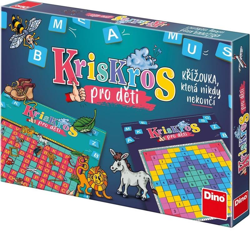 DINOTOYS - KRIS KROS DETSKÝ Detská hra - CZ