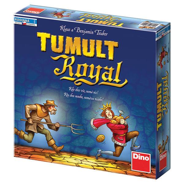 DINOTOYS - Spoločenská hra Tumult Royal