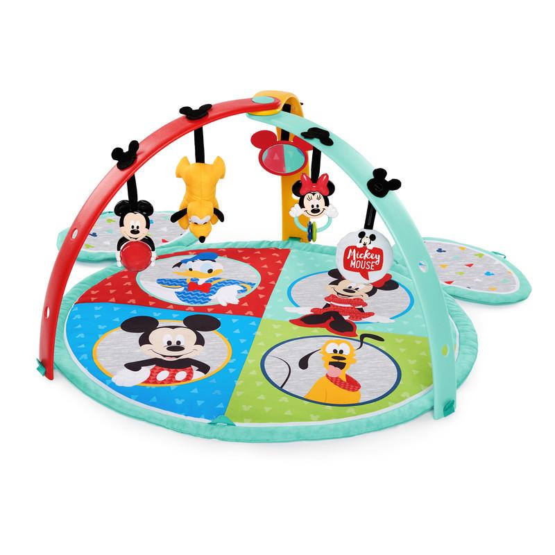 DISNEY BABY - Deka na hranie Mickey Mouse 0m+, 2019