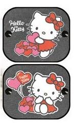 DISNEY - Disney Tienidlo do auta bočnej - Hello Kitty