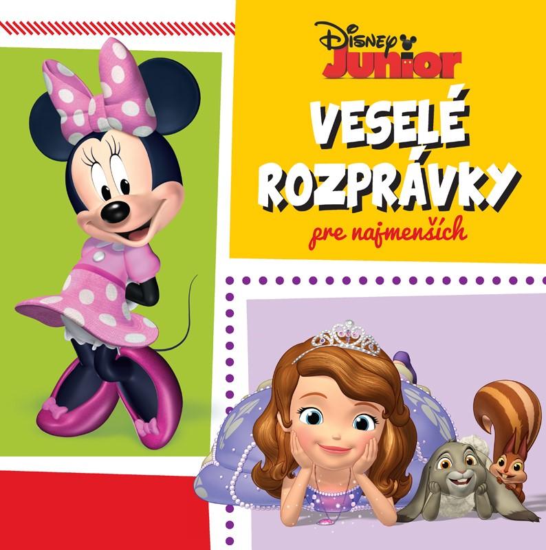 Disney Junior- Veselé rozprávky pre najmenších - Walt Disney