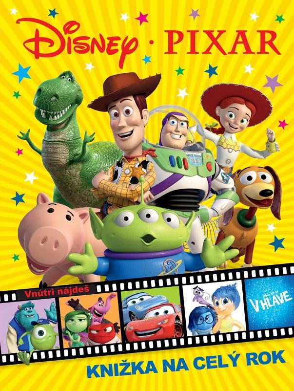 Disney Pixar - Knižka na celý rok - Pixar
