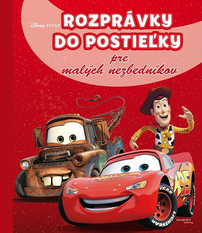 Disney Pixar - Rozprávky do postieľky pre malých nezbedníkov - Walt Disney