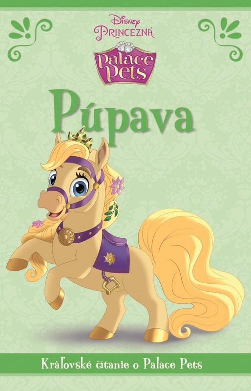 Disney Princezná/Palace Pets - Púpava - Kráľovské čítanie o Palace Pets - Walt Disney