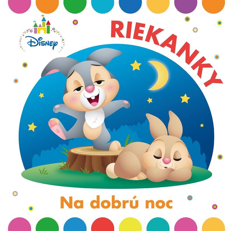 Disney - Riekanky na dobrú noc - Ondřej Hník