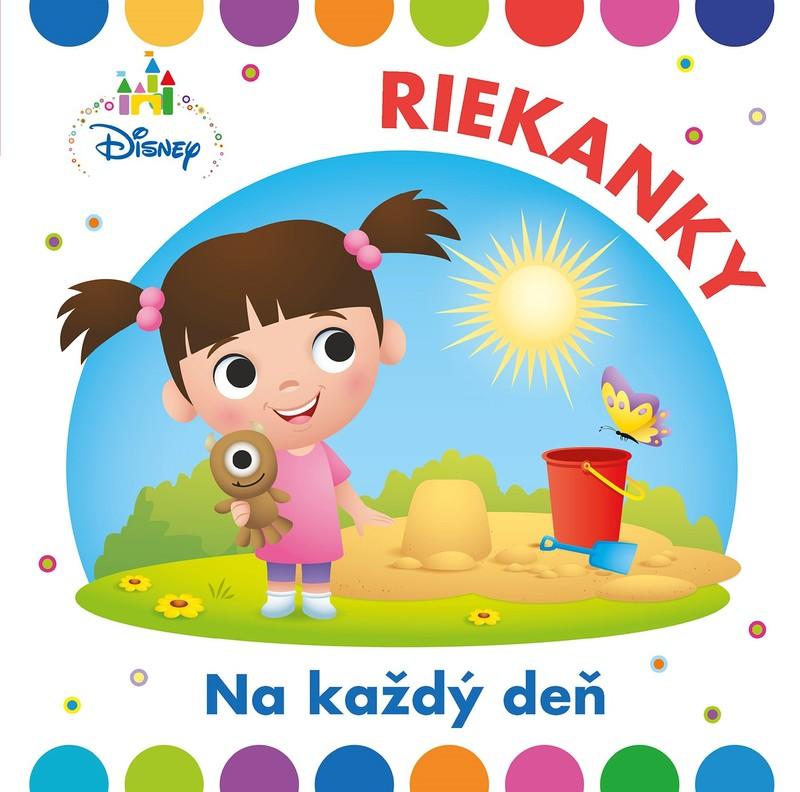 Disney - Riekanky na každý deň - Ondřej Hník
