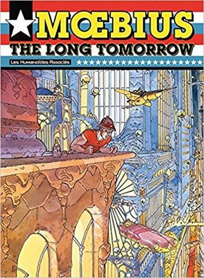 Dlouhý zítřek a další příběhy brož. - Moebius