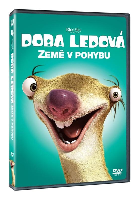 Doba ledová 4: Země v pohybu DVD