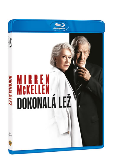 Dokonalá lež Blu-ray