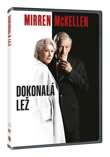 Dokonalá lež DVD