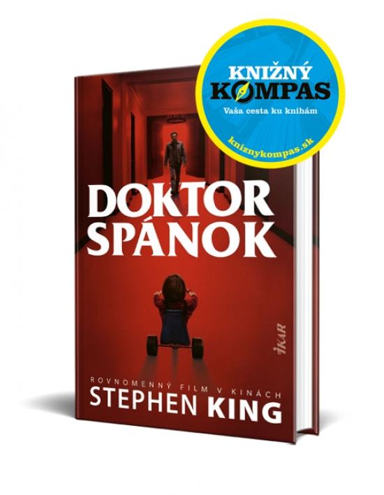 Doktor Spánok, 2. vydanie - Stephen King
