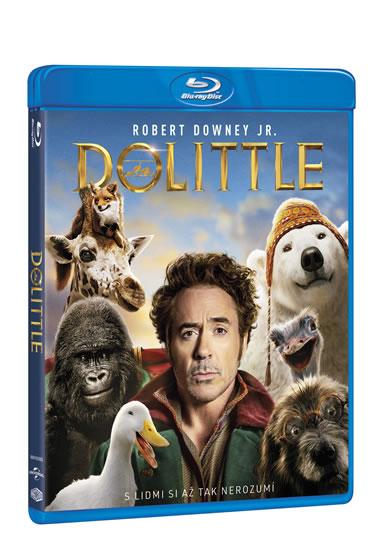 Dolittle Blu-ray