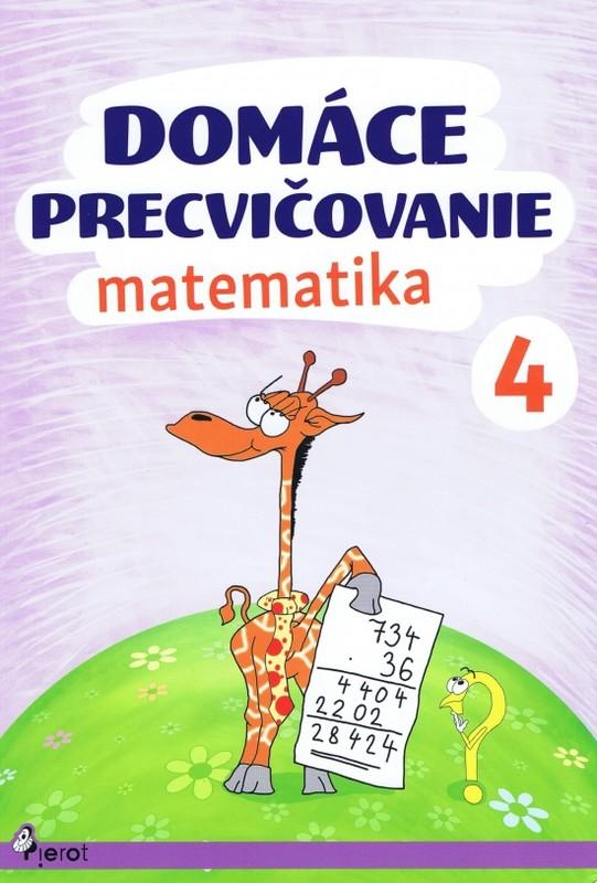 Domáce precvičovanie - Matematika 4.trieda - Šulc Petr