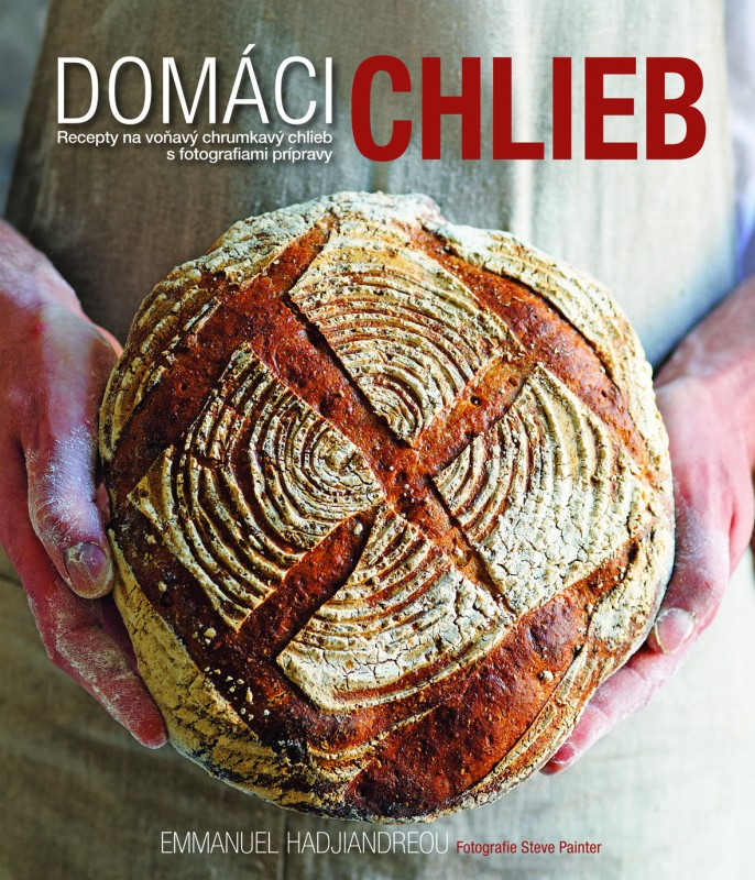 Domáci chlieb - Emmanuel Hadjiandreou