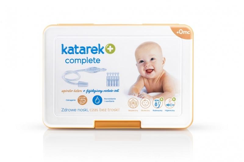 DOVOZ EU - Odsávačka nosných hlienov na vysávač - KATAREK PLUS complete