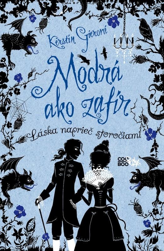 Drahokamy 2: Modrá ako zafír - Kerstin Gierová