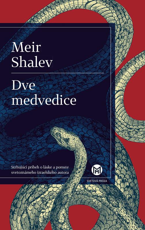 Dve medvedice - Meir Shalev