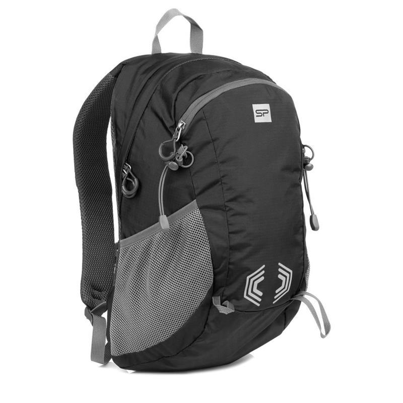 EASY - CIRRUS Mestský batoh s vreckom na laptop 20 l čierny