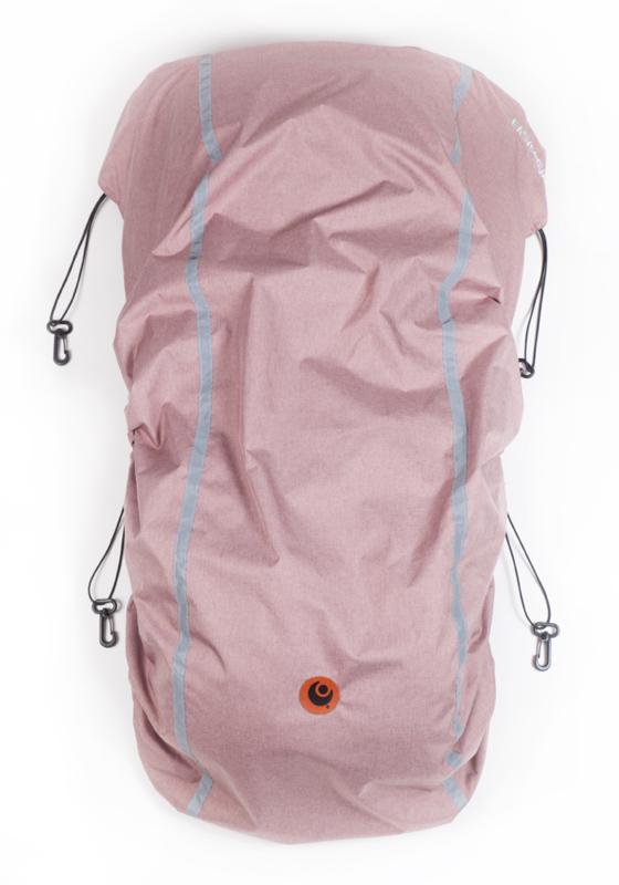 EASYGROW - Nánožník COVER Reflex Pink Melange