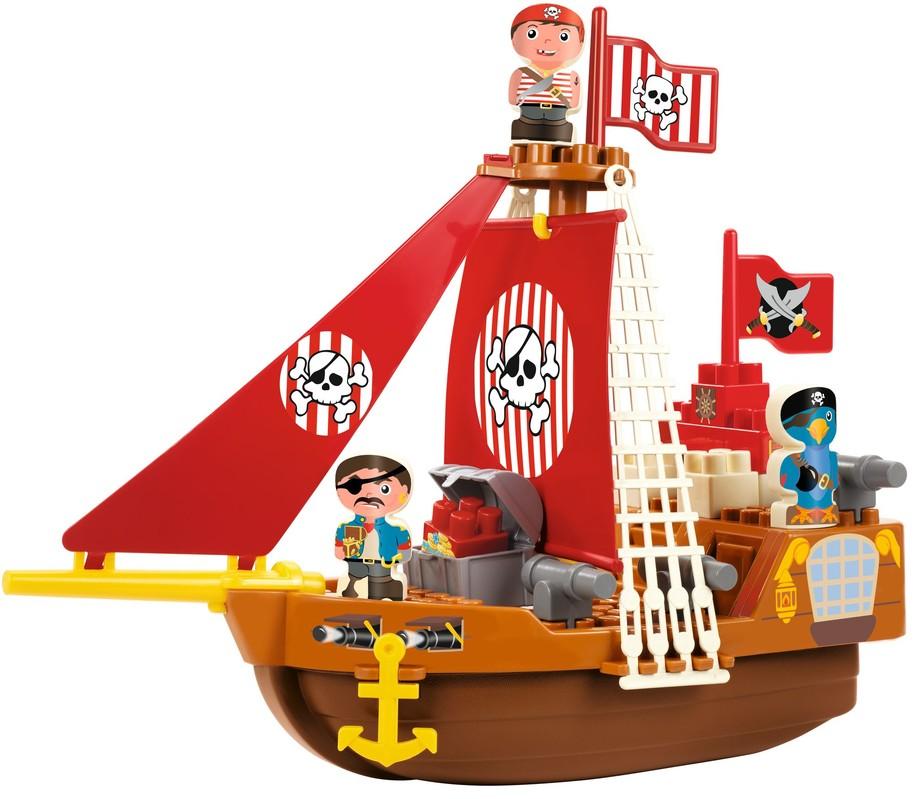 ECOIFFIER - Abrick Pirátska Loď
