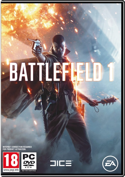 ELECTRONIC ARTS - PC Battlefield 1 Collector's Edition