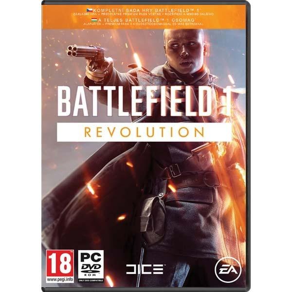 ELECTRONIC ARTS - PC Battlefield 1 Revolution Edition