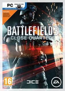 ELECTRONIC ARTS - PC Battlefield 3: Close Quarters, Akčná hra pre PC