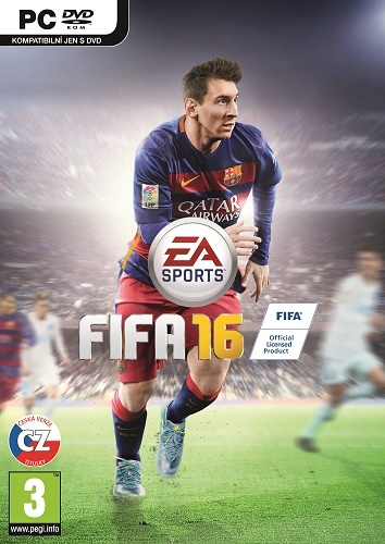 ELECTRONIC ARTS - PC FIFA 16