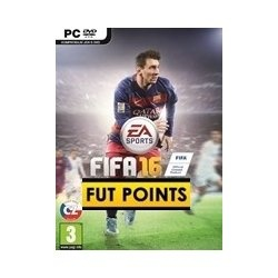 ELECTRONIC ARTS - PC FIFA 16 FUT POINTS, Body do hry FIFA 16 Ultimate Team