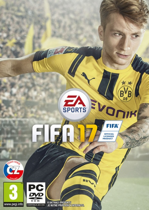 ELECTRONIC ARTS - PC FIFA 17