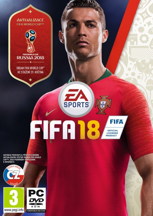 ELECTRONIC ARTS - PC FIFA 18