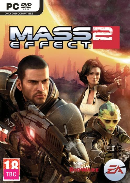ELECTRONIC ARTS - PC Mass Effect 2 Classic, hra pre PC počítač