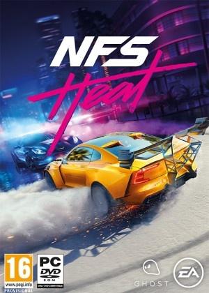 ELECTRONIC ARTS - PC Need for Speed Heat, Závodná hra pre PC