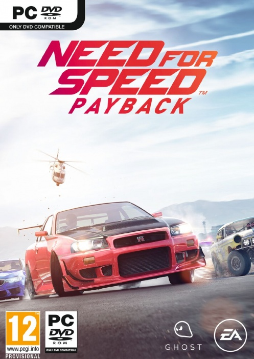 ELECTRONIC ARTS - PC Need for Speed ??Payback