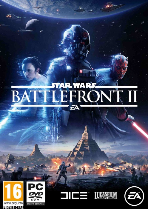 ELECTRONIC ARTS - PC Star Wars Battlefront II