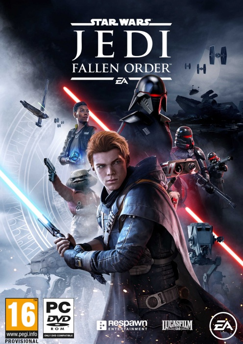 ELECTRONIC ARTS - PC Star Wars Jedi: Fallen Order, Akčná hra pre PC