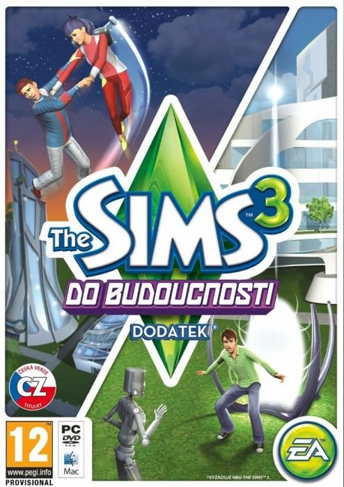 ELECTRONIC ARTS - PC The Sims 3 Do budúcnosti, hra pre PC počítač