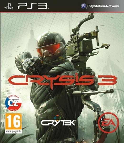 ELECTRONIC ARTS - PS3 Crysis 3 Essentials, hra pre konzolu Playstation 3