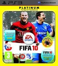 ELECTRONIC ARTS - PS3 FIFA 10 Platinum, hra pre konzolu Playstation 3