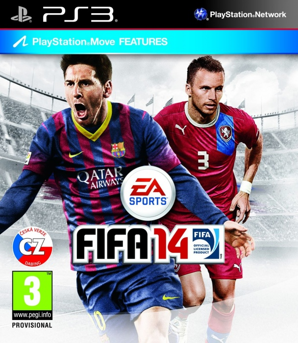 ELECTRONIC ARTS - PS3 FIFA 14