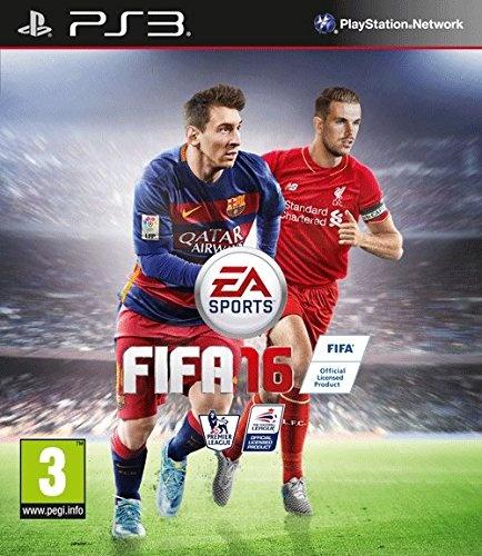 ELECTRONIC ARTS - PS3 FIFA 16 Essentials