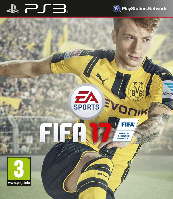 ELECTRONIC ARTS - PS3 FIFA 17
