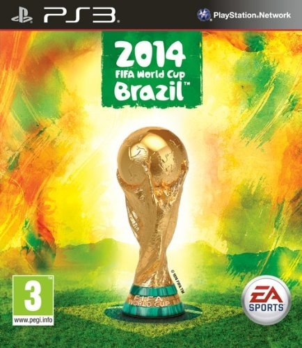 ELECTRONIC ARTS - PS3 FIFA World Cup 2014