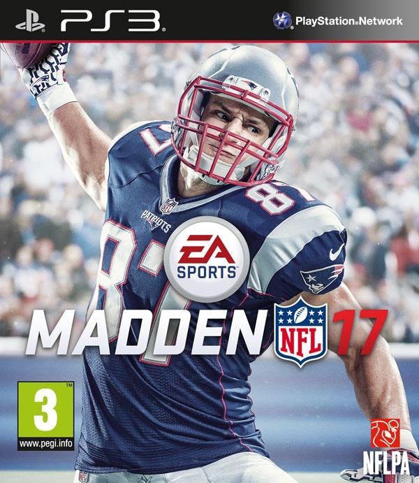 ELECTRONIC ARTS - PS3 Madden NFL 17, Športová hra pre Playstation 3