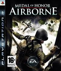 ELECTRONIC ARTS - PS3 Medal of Honor: Airborne, FPS pre PlayStation 3