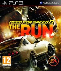 ELECTRONIC ARTS - PS3 Need for Speed The Run