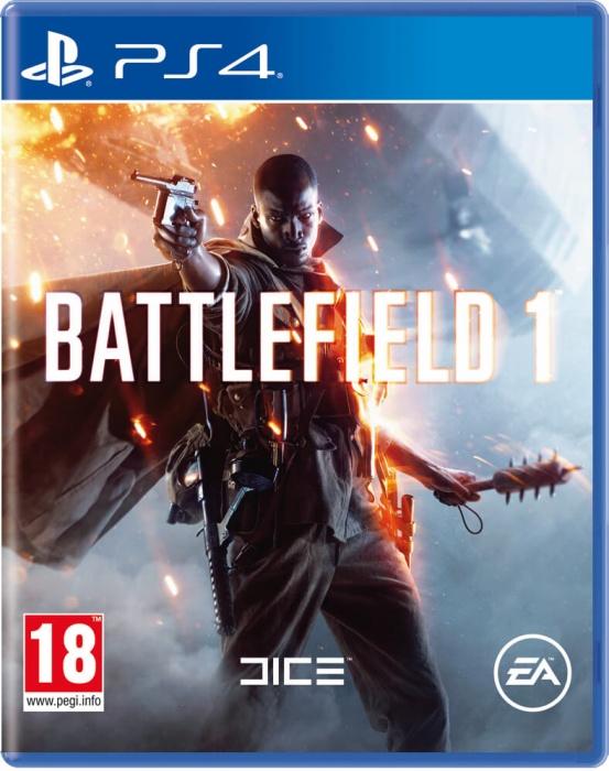 ELECTRONIC ARTS - PS4 Battlefield 1, hra na konzolu Playstation 4