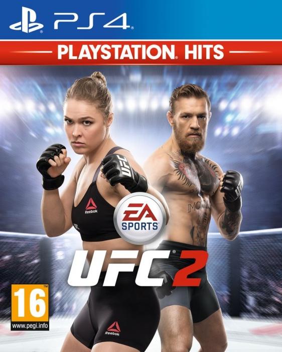 ELECTRONIC ARTS - PS4 EA Sports UFC 2 - Playstation Hits